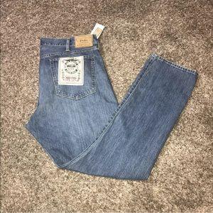 Ralph Lauren The Hamptons Straight Jeans 38x32